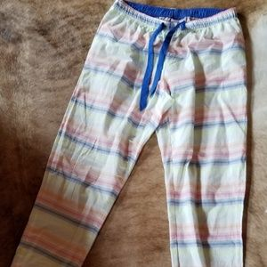 Gap pajama pants